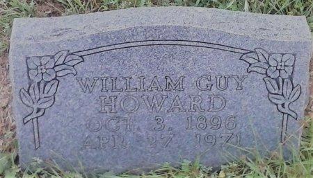 HOWARD, WILLIAM GUY - Young County, Texas | WILLIAM GUY HOWARD - Texas Gravestone Photos