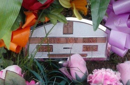 "JENNINGS KING, TOETU ""TOY"" - Young County, Texas | TOETU ""TOY"" JENNINGS KING - Texas Gravestone Photos"