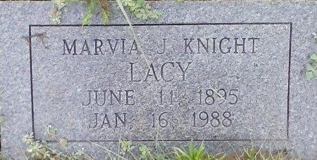 KNIGHT LACY, MARVIA J - Young County, Texas | MARVIA J KNIGHT LACY - Texas Gravestone Photos