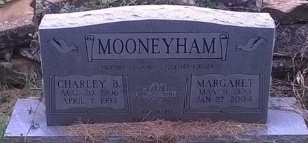 MOONEYHAM (VETERAN), CHARLIE B - Young County, Texas | CHARLIE B MOONEYHAM (VETERAN) - Texas Gravestone Photos