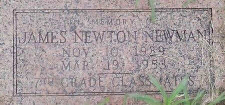 NEWMAN, JAMES NEWTON - Young County, Texas | JAMES NEWTON NEWMAN - Texas Gravestone Photos