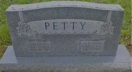 "PETTY, A H  ""JACK"" - Young County, Texas | A H  ""JACK"" PETTY - Texas Gravestone Photos"