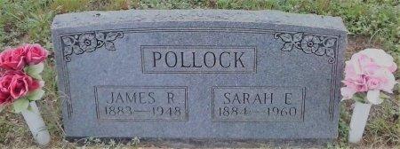 HOLDER POLLOCK, SARAH E - Young County, Texas | SARAH E HOLDER POLLOCK - Texas Gravestone Photos