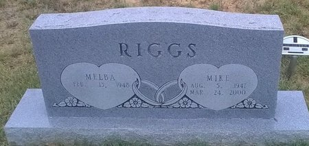 RIGGS  (VETERAN VIET), MIKE - Young County, Texas   MIKE RIGGS  (VETERAN VIET) - Texas Gravestone Photos
