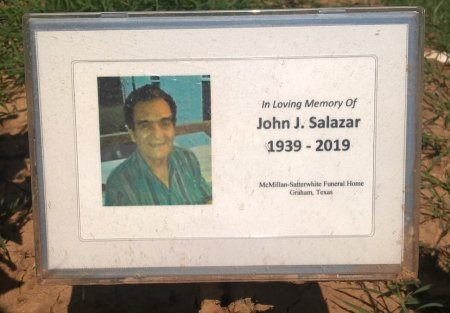 SALAZAR, JOHN JUAREZ - Young County, Texas | JOHN JUAREZ SALAZAR - Texas Gravestone Photos