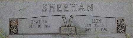 LEDBETTER SHEEHAN, THERON - Young County, Texas | THERON LEDBETTER SHEEHAN - Texas Gravestone Photos
