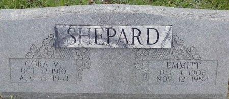 PITTMAN SHEPARD, CORA V - Young County, Texas   CORA V PITTMAN SHEPARD - Texas Gravestone Photos