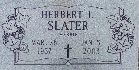 "SLATER, HERBERT L ""HERBIE"" - Young County, Texas | HERBERT L ""HERBIE"" SLATER - Texas Gravestone Photos"