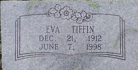 TIFFIN, EVA  - Young County, Texas | EVA  TIFFIN - Texas Gravestone Photos