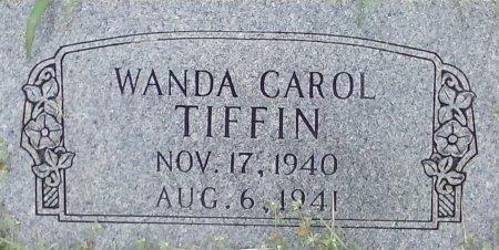 TIFFIN, WANDA CAROL - Young County, Texas   WANDA CAROL TIFFIN - Texas Gravestone Photos