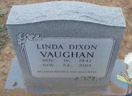 DIXON VAUGHAN, LINDA - Young County, Texas   LINDA DIXON VAUGHAN - Texas Gravestone Photos