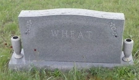 WHEAT, FAMILY STONE - Young County, Texas | FAMILY STONE WHEAT - Texas Gravestone Photos