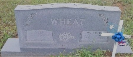 WHEAT, WELDON  - Young County, Texas | WELDON  WHEAT - Texas Gravestone Photos