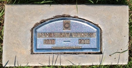 YARBROUGH, JAMES FLOYD - Young County, Texas | JAMES FLOYD YARBROUGH - Texas Gravestone Photos