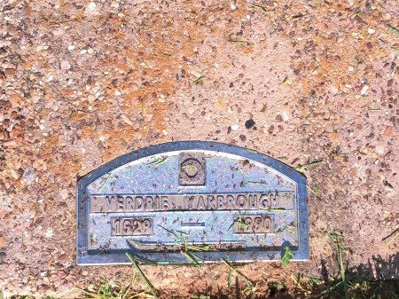 YARBROUGH, VIRDRIE - Young County, Texas | VIRDRIE YARBROUGH - Texas Gravestone Photos
