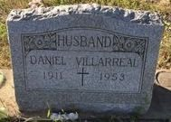 VILLARREAL, DANIEL - Zapata County, Texas | DANIEL VILLARREAL - Texas Gravestone Photos