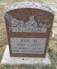 VILLARREAL, JOSE M. - Zapata County, Texas | JOSE M. VILLARREAL - Texas Gravestone Photos
