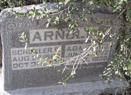 ARNOLD, ADA GRACE - Zavala County, Texas | ADA GRACE ARNOLD - Texas Gravestone Photos