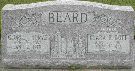 BOTT, CLARA R. - Box Elder County, Utah | CLARA R. BOTT - Utah Gravestone Photos