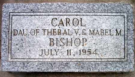 BISHOP, CAROL - Box Elder County, Utah | CAROL BISHOP - Utah Gravestone Photos