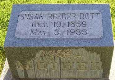 BOTT, SUSAN ANN - Box Elder County, Utah   SUSAN ANN BOTT - Utah Gravestone Photos