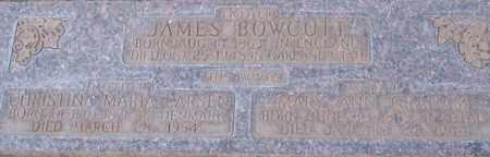 BOWCUTT, CHRISTINA MARIA - Box Elder County, Utah | CHRISTINA MARIA BOWCUTT - Utah Gravestone Photos