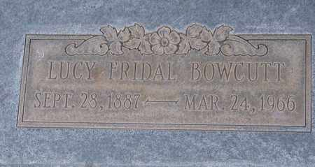 BOWCUTT, LUCY - Box Elder County, Utah | LUCY BOWCUTT - Utah Gravestone Photos
