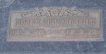 BOWCUTT, ROBERT JOHN - Box Elder County, Utah   ROBERT JOHN BOWCUTT - Utah Gravestone Photos
