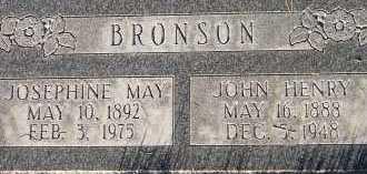 BRONSON, JOHN HENRY - Box Elder County, Utah | JOHN HENRY BRONSON - Utah Gravestone Photos