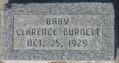 BURNETT, CLARENCE - Box Elder County, Utah | CLARENCE BURNETT - Utah Gravestone Photos