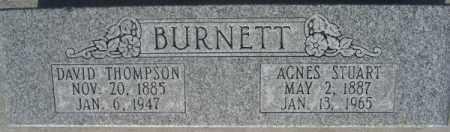 BURNETT, AGNES - Box Elder County, Utah   AGNES BURNETT - Utah Gravestone Photos