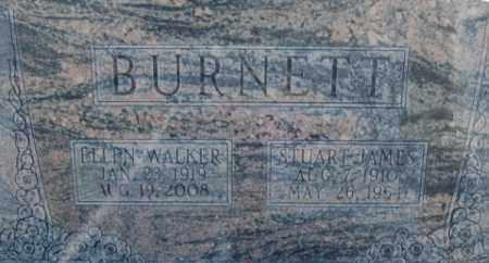 BURNETT, STUART JAMES - Box Elder County, Utah | STUART JAMES BURNETT - Utah Gravestone Photos