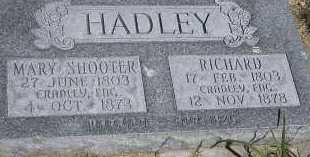 HADLEY, MARY - Box Elder County, Utah | MARY HADLEY - Utah Gravestone Photos
