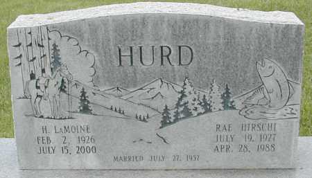 HURD, H. LAMOINE - Box Elder County, Utah | H. LAMOINE HURD - Utah Gravestone Photos