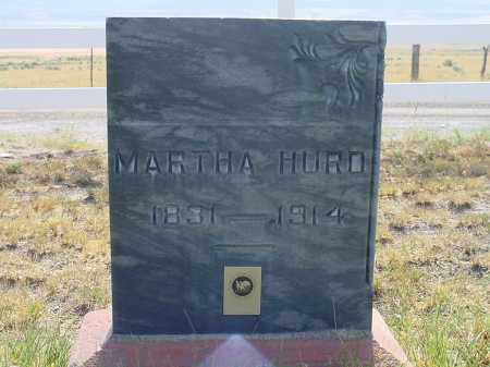 STOCKEL HURD, MARTHA - Box Elder County, Utah | MARTHA STOCKEL HURD - Utah Gravestone Photos
