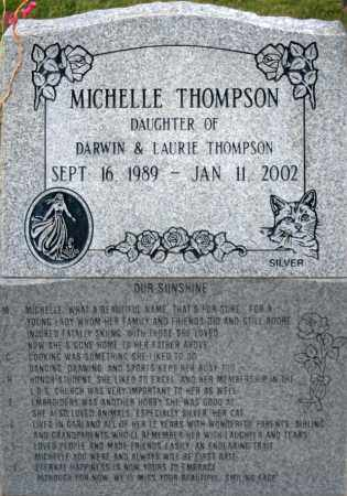 THOMPSON, MICHELLE - Box Elder County, Utah | MICHELLE THOMPSON - Utah Gravestone Photos