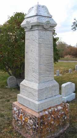 BAKER, ASA N. - Cache County, Utah | ASA N. BAKER - Utah Gravestone Photos