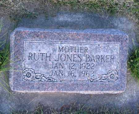 JONES, RUTH - Cache County, Utah | RUTH JONES - Utah Gravestone Photos