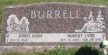 BURRELL, DORIS - Cache County, Utah | DORIS BURRELL - Utah Gravestone Photos