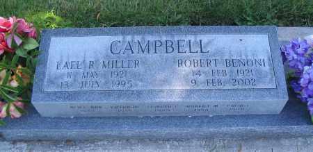 CAMPBELL, ROBERT BENONI - Cache County, Utah | ROBERT BENONI CAMPBELL - Utah Gravestone Photos