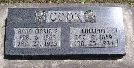 COOK, WILLIAM - Cache County, Utah | WILLIAM COOK - Utah Gravestone Photos