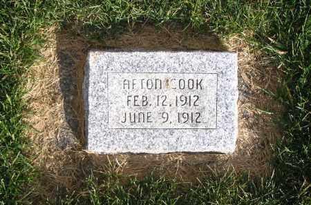 COOK, AFTON - Cache County, Utah | AFTON COOK - Utah Gravestone Photos