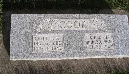COOK, CHLOE ELILA - Cache County, Utah | CHLOE ELILA COOK - Utah Gravestone Photos
