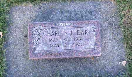EARL, CHARLES L. - Cache County, Utah   CHARLES L. EARL - Utah Gravestone Photos