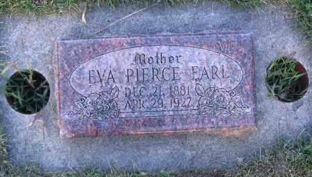 EARL, EVA - Cache County, Utah   EVA EARL - Utah Gravestone Photos