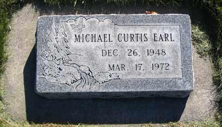EARL, MICHAEL CURTIS - Cache County, Utah   MICHAEL CURTIS EARL - Utah Gravestone Photos