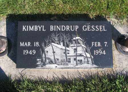 GESSEL, KIMBYL BINDRUP - Cache County, Utah   KIMBYL BINDRUP GESSEL - Utah Gravestone Photos