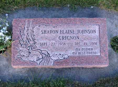 JOHNSON, SHARON ELAINE - Cache County, Utah | SHARON ELAINE JOHNSON - Utah Gravestone Photos