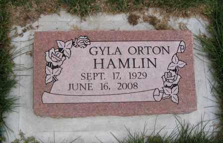 ORTON HAMLIN, GYLA - Cache County, Utah | GYLA ORTON HAMLIN - Utah Gravestone Photos