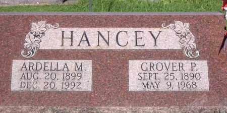 HANCEY, ARDELLA M. - Cache County, Utah | ARDELLA M. HANCEY - Utah Gravestone Photos